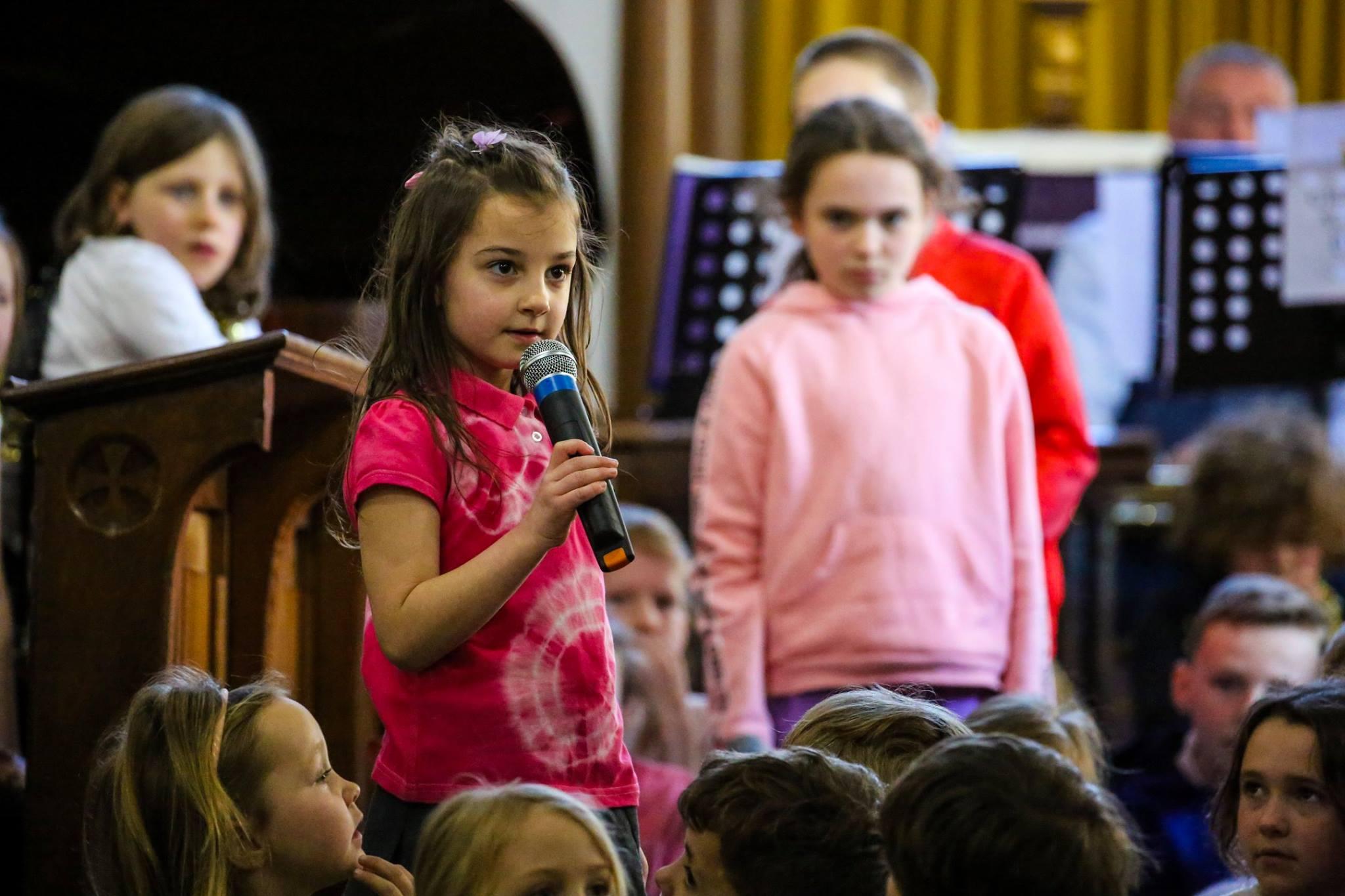 Hope Sings the Tune